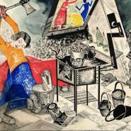 Выставка «Любимые ученики Петрова-Водкина» фотографии