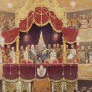 Выставка «Артист Высочайшим указом» фотографии