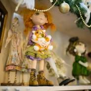 Рождественская ярмарка в Пассаже фотографии