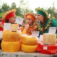 Фестиваль «Сырная деревня» фотографии