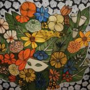 Выставка  «Райский сад» фотографии