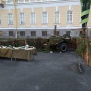 Мероприятия ко дню снятия блокады на Дворцовой площади 2020 фотографии