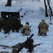 Военно-историческая реконструкция «Бой за Красное село» 2017 фотографии