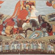 Выставка «История России в зеркале сцены» фотографии