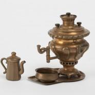 Выставка «Чай и кофе с церемониями и без» фотографии