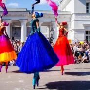 Фестиваль уличных театров «Елагин парк» 2016 фотографии