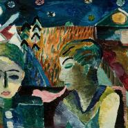 Выставка «Алексей и Андреас Явленские. Приключения цвета» фотографии