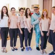 Открытие нового магазина SWANK  фотографии