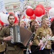 Онлайн-концерт «Говорит и показывает Ленинград» фотографии