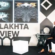 Финальная сессия проекта LAKHTA VIEW: Будущее фотографии