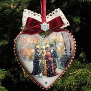 Выставка «Скоро на небе зажжется звезда: Рождество в Германии». фотографии