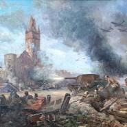 Выставка «Дорогами войны» фотографии