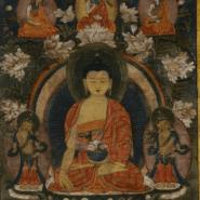 Выставка «Тибетская живопись из собрания Ю. Н. Рериха» фотографии