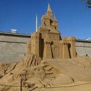 Фестиваль песчаных скульптур — 2019 «Затерянные миры» фотографии