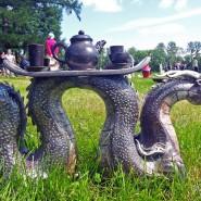 Выставка «Стекло и керамика в пейзаже» 2017 фотографии
