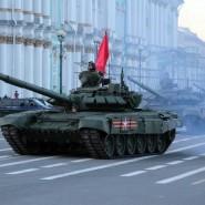 Подготовка к проведению Парада войск на Дворцовой площади 2020 фотографии