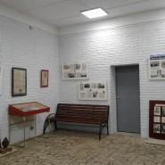 Выставка «Трамвайные парки в годы Великой Отечественной войны» фотографии