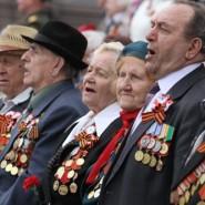 Народно-патриотическая акция «Народный Хор Победы» 2017 фотографии