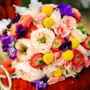 Конкурс по флористическому дизайну «Свадьба в стиле » фотографии