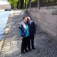 Выставка «Золотые свадьбы Петербурга» фотографии