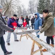 Масленичные гуляния в музее-заповеднике «Павловск» 2019 фотографии