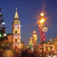 Новый год в Санкт-Петербурге 2020 фотографии