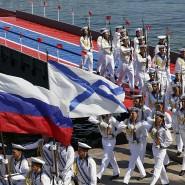 Выставка «Военно-морской флот России. В небе, на воде и под водой» фотографии