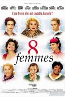 8 женщин