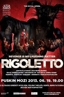 Royal Opera House: Риголетто