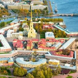 Пешеходная экскурсия «Петропавловка — сердце Петербурга