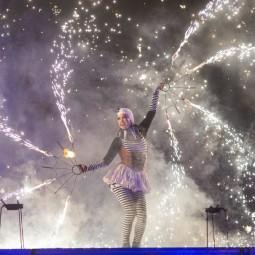 Фестиваль огня «Рождественская звезда» 2020