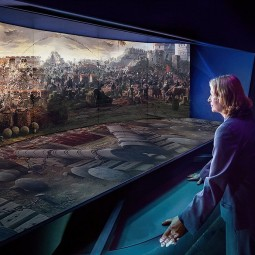 Открытие Парка «Россия – моя история» лето 2020