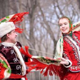 Праздник Рождества в Санкт-Петербурге 2018