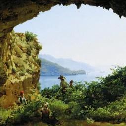 Выставка «Сильвестр Щедрин и школа Позиллипо»