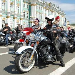 Торжественное открытие Мотосезона в Санкт-Петербурга 2021