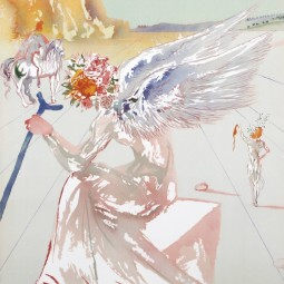 Выставка «Другое измерение. Графика и скульптура сюрреализма»
