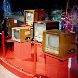 Открытие новой экспозиции «Музей науки и техники»