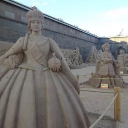 Фестиваль песчаных скульптур «Россия Великая» 2017