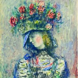 Выставка «Театр в станковых картинах»