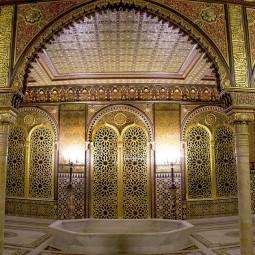 Экскурсия по княжеским покоям Юсуповского дворца