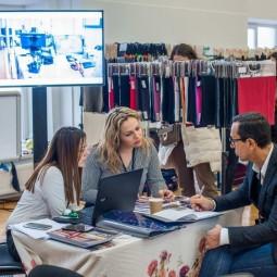 Фестиваль OPENING Textile Trends Show 2018