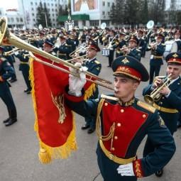 Фестиваль Духовых Оркестров 2018