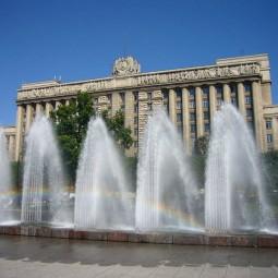Концерт «Музыка у фонтанов»