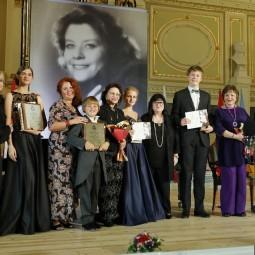 Конкурс юных вокалистов Елены Образцовой 2020