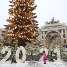 Топ -15 интересных событий в Санкт-Петербурге на Новогодние праздники 2021