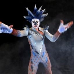 Новогодний онлайн-праздник от МЕГИ и Упсала-Цирка