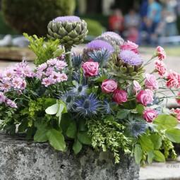Фестиваль цветочного и ландшафтного искусства «Императорский букет» 2017