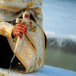 Праздник Крещения в Санкт-Петербурге 2019