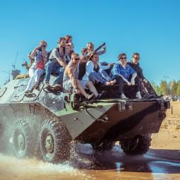 Танковый фестиваль «Боевая сталь» 2018