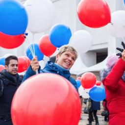 День народного Единства в Санкт-Петербурге 2019